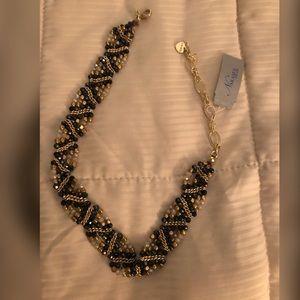 Nakamol Beaded Choker Necklace.